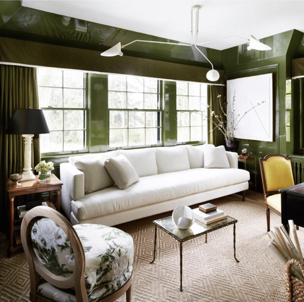 Best Friends: Green & White - Harding and Company Design